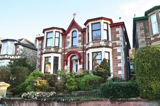 Thumbnail Flat for sale in 3 Mount Pleasant Road, Rothesay, Isle Of Bute