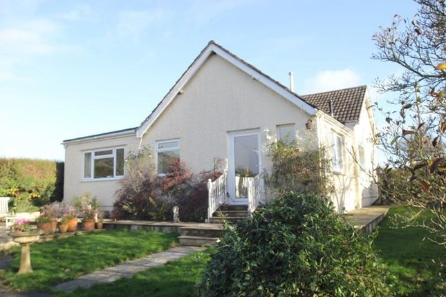 Thumbnail Detached bungalow for sale in Bryn-Y-Gwenin, Abergavenny