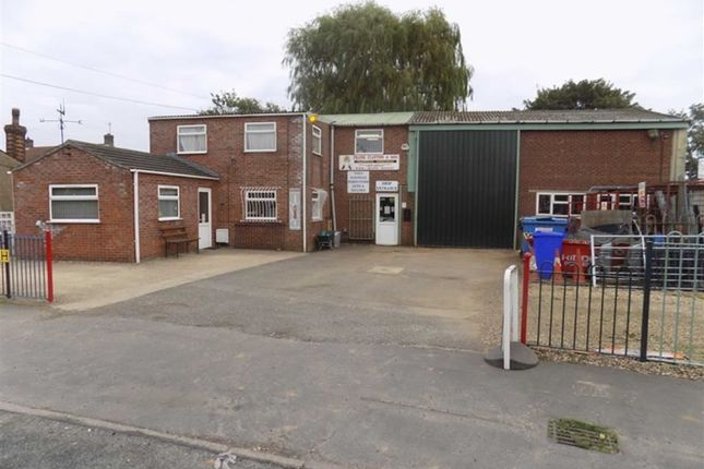 Thumbnail Commercial property for sale in Haltoft End, Boston, Lincolnshire