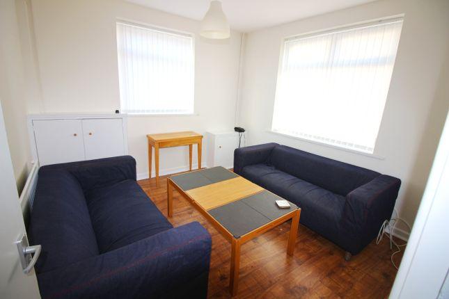 Thumbnail End terrace house to rent in Treharris Street, Roath, Cardiff