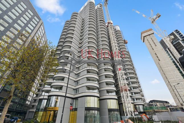 Thumbnail Flat for sale in The Corniche, Albert Embankment, London