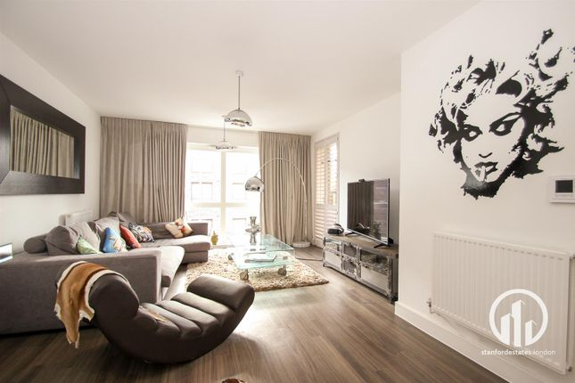 Thumbnail Flat to rent in Adenmore Road, London