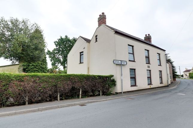 Thumbnail Detached house for sale in South Street, West Butterwick, Scunthorpe