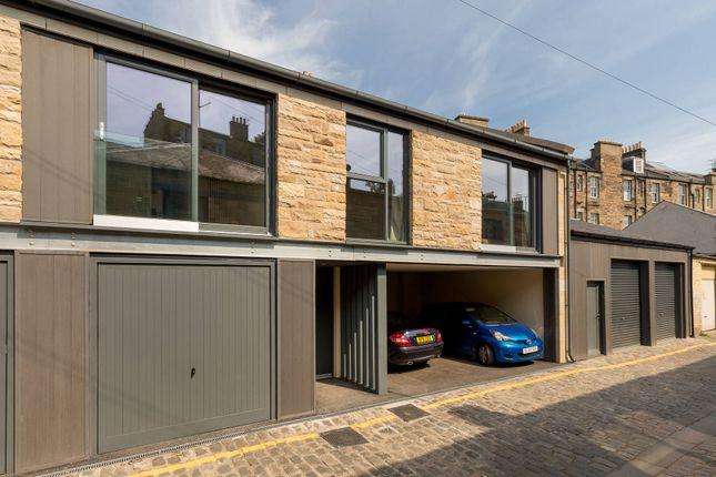 Thumbnail Mews house for sale in Broughton Place Lane, Edinburgh, Midlothian
