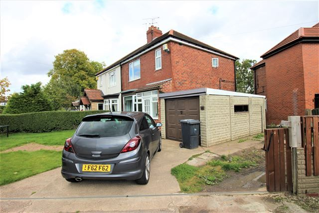 Thumbnail Semi-detached house to rent in School Grove, Aston, Sheffield
