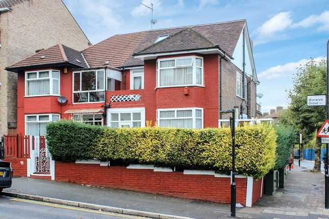 Thumbnail Semi-detached house for sale in Warwick Grove, London