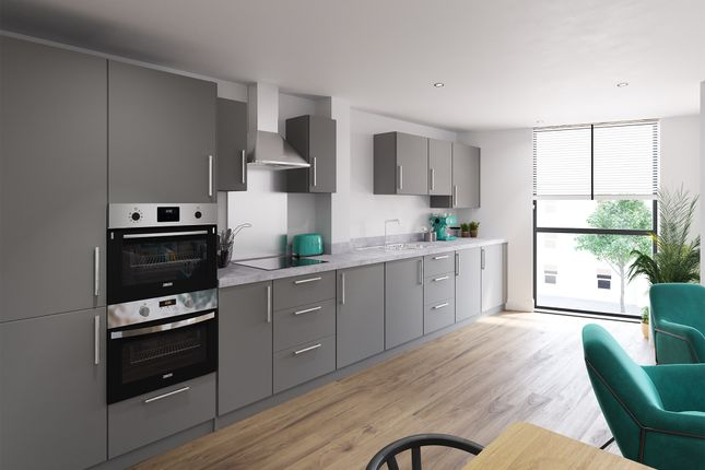 1 bed flat for sale in 123-125 Merton Road, Wimbledon SW19