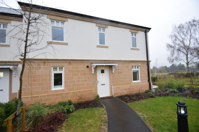 Thumbnail Mews house for sale in Pollard Way, St. Elphins Park, Darley Dale, Matlock