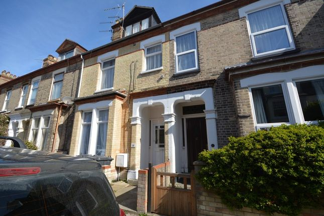 Thumbnail Terraced house for sale in Cleveland Road, Lowestoft