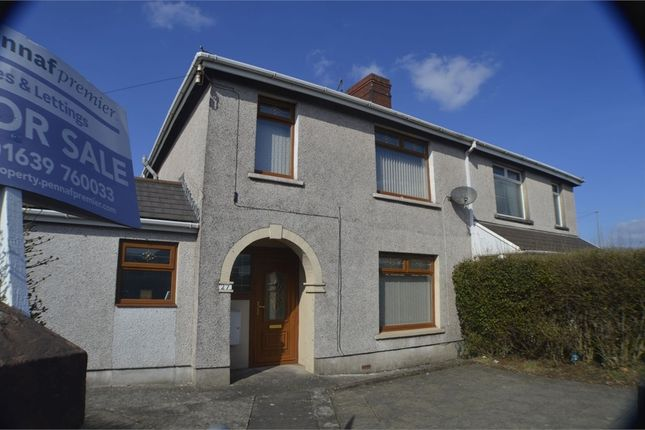 Thumbnail Semi-detached house for sale in Addison Road, Port Talbot, West Glamorgan