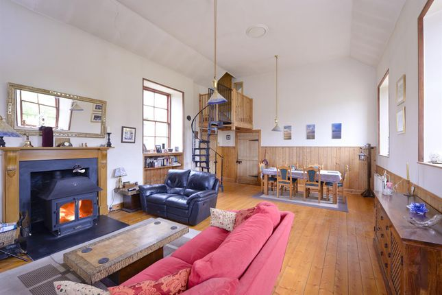 Thumbnail Semi-detached house for sale in Jedburgh