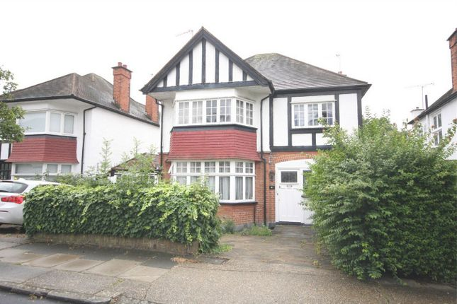 4 bed detached house to rent in Grendon Gardens, Wembley, Greater London