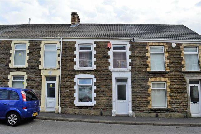 Thumbnail Terraced house for sale in Meadow Street, Swansea