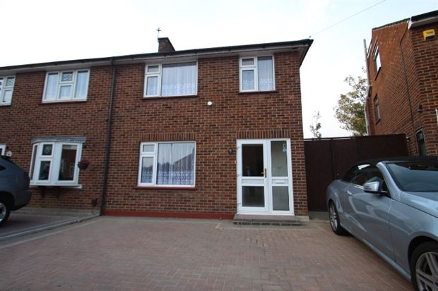 Thumbnail Semi-detached house to rent in Ruxley Close, Sidcup