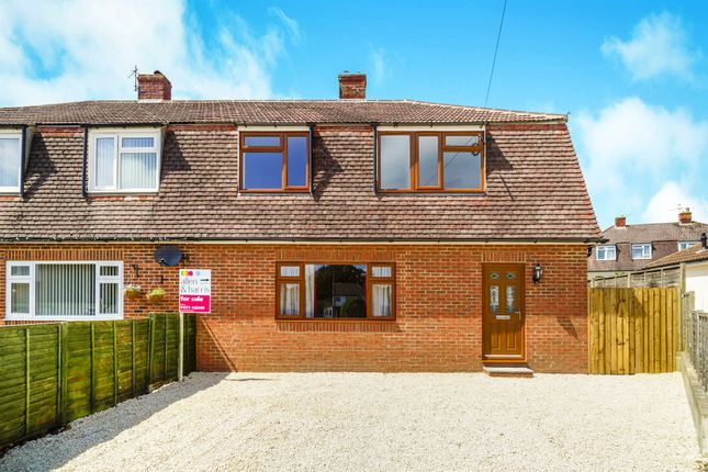 Thumbnail Semi-detached house for sale in Longleat Close, Frome