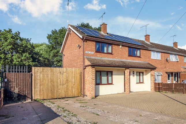 3 bed end terrace house for sale in Shap Drive, Warndon, Worcester WR4