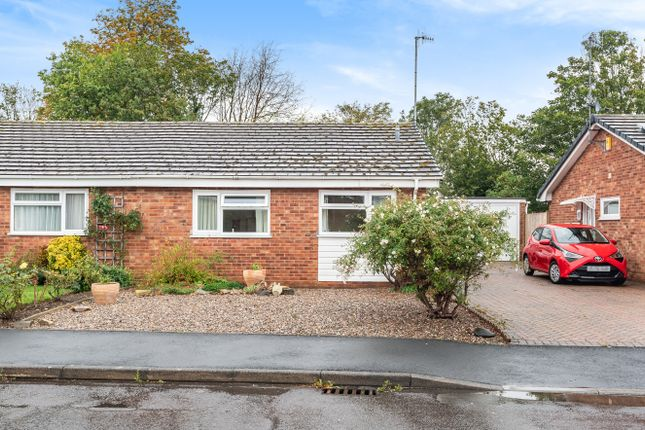 2 bed semi-detached bungalow for sale in 49, Lingfield Road, Evesham WR11