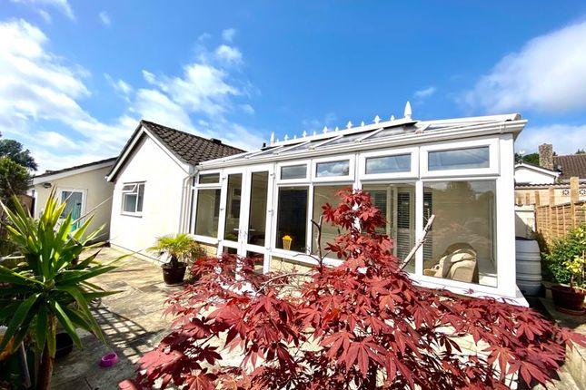 Thumbnail Detached bungalow for sale in Druids Close, Calne