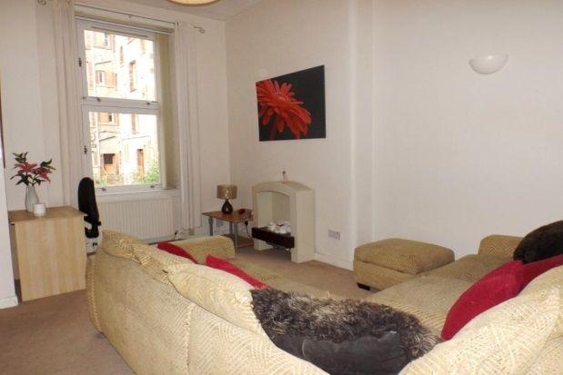 Thumbnail Flat to rent in Linden Street, Anniesland, Glasgow