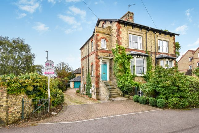 Thumbnail Semi-detached house for sale in George Street, Huntingdon