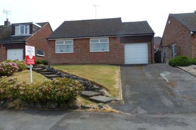 Thumbnail Detached bungalow for sale in Peak View Drive, Ashbourne