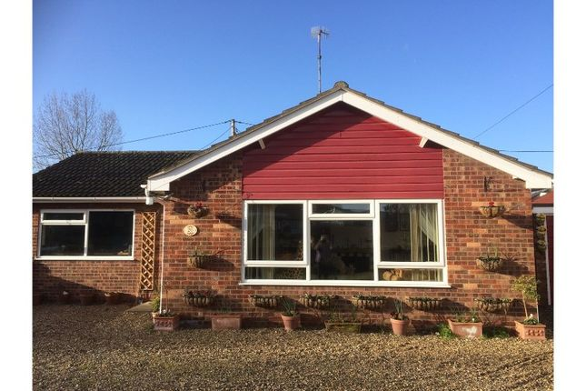 Thumbnail Detached bungalow for sale in Holt Road, Cromer