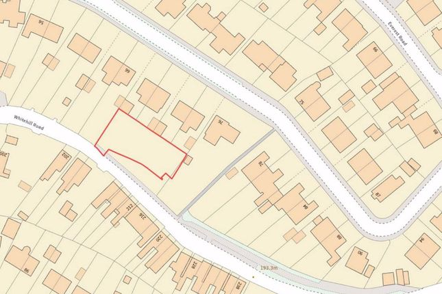 Thumbnail Land for sale in Whitehill Road, Kidsgrove, Stoke-On-Trent