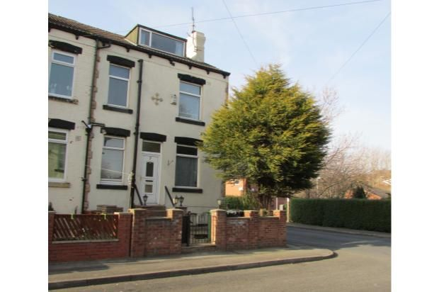 Thumbnail End terrace house to rent in Blackpool Grove, Leeds
