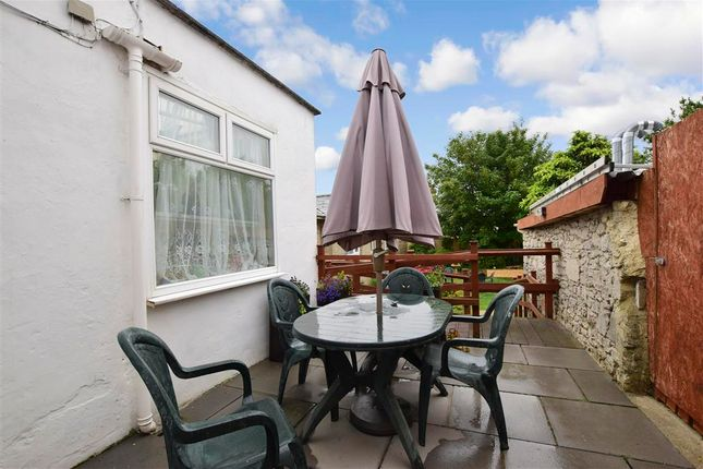 Patio / Decking of George Street, Ryde, Isle Of Wight PO33