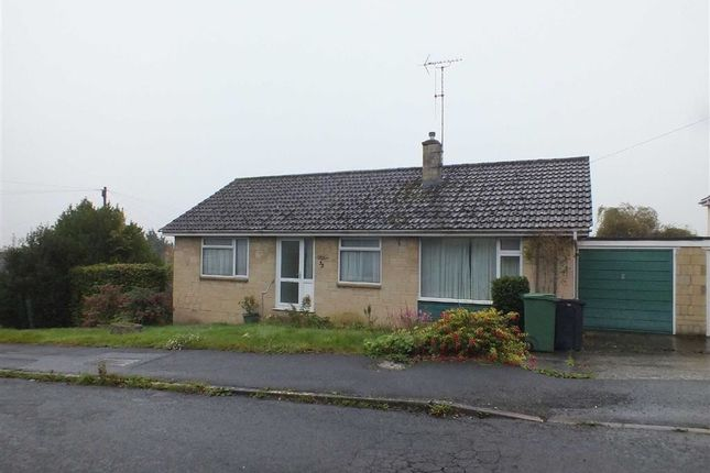 Thumbnail Detached bungalow for sale in Southleigh, Bradford On Avon, Wiltshire
