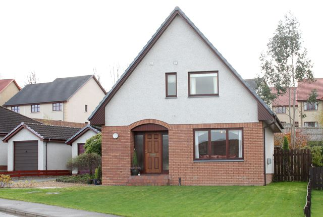 Thumbnail Detached house to rent in Boswell Road, Inverness, 3Ej