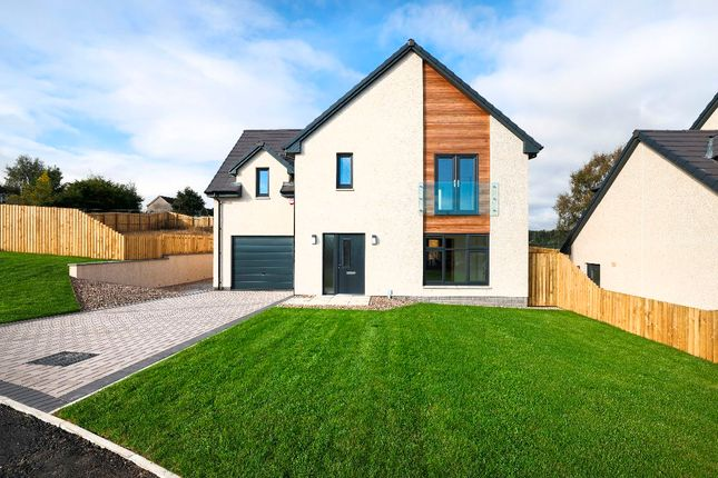 Thumbnail Detached house for sale in 4 Golf View, Off Old Quarry Road, Ballumbie