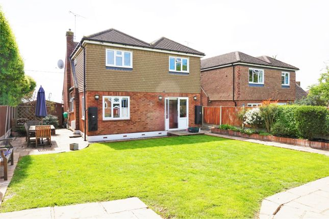 Thumbnail Detached house for sale in Cumberland Avenue, Benfleet