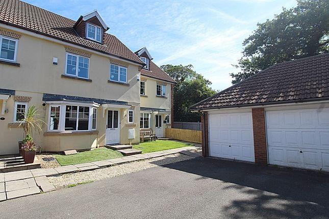 Thumbnail Town house for sale in Dan Y Fron, Tonyrefail, Porth, Rhondda, Cynon, Taff.