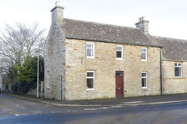Thumbnail Semi-detached house for sale in Sinclair Street, Halkirk