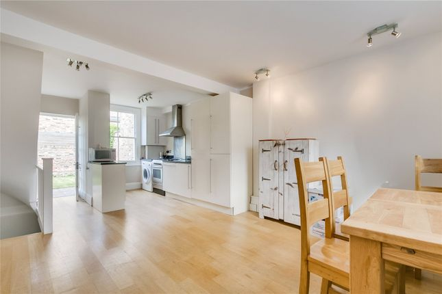 Living Room of North Street, London SW4
