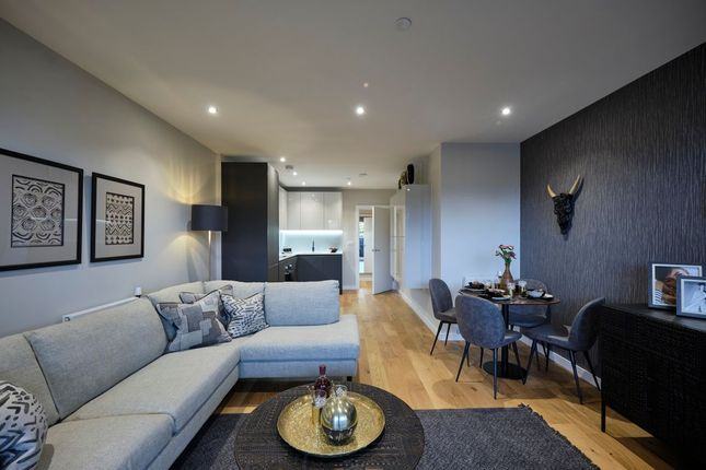 Flat for sale in Penny Brookes Street, Stratford, London