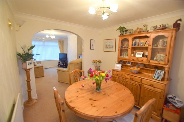 Dining Room of Greaves Close, Arnold, Nottingham NG5