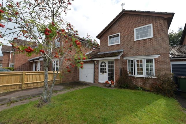 Thumbnail Detached house for sale in Oak Coppice Close, Eastleigh