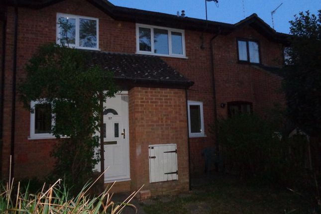 Thumbnail Terraced house to rent in Sorrells Close, Basingstoke