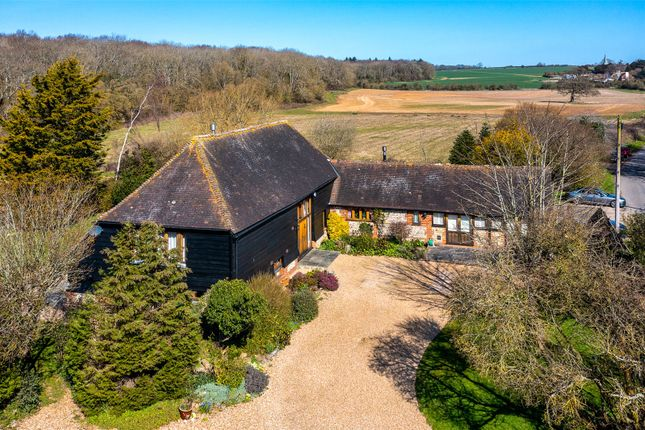 Thumbnail Detached house for sale in France Lane, Patching, Worthing, West Sussex