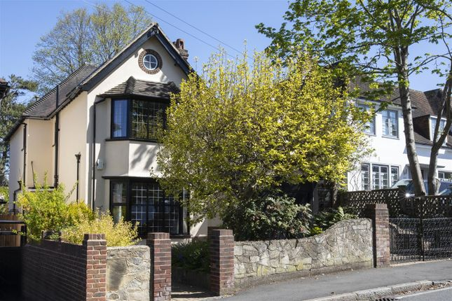 3 bed detached house for sale in Page Heath Lane, Bickley, Bromley BR1