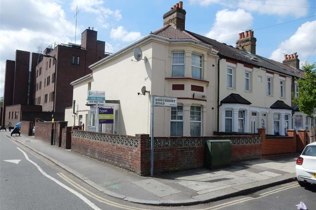 Thumbnail End terrace house for sale in North Road, Southall, Middlesex