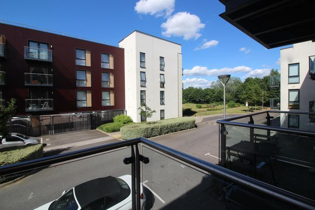 Thumbnail Flat for sale in Franklin House, Velocity Way, Enfield