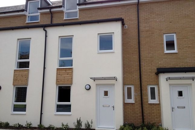 Thumbnail Terraced house for sale in Saxton Close, Grays, Essex