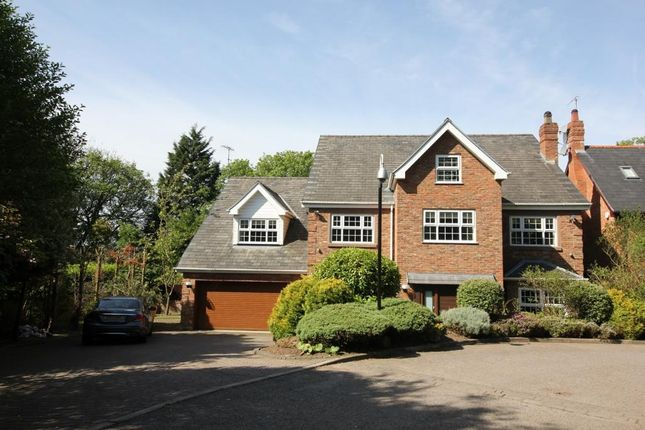 Thumbnail Detached house to rent in Three Acres Close, Woolton, Liverpool, Merseyside