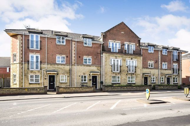 Thumbnail Flat for sale in Shire Lodge Close, Corby, Northamptonshire