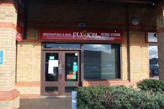 Thumbnail Restaurant/cafe to let in Unit 4, Bushmead, Hancock Drive, Luton
