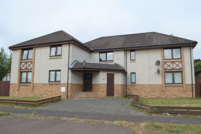 Thumbnail Flat to rent in Morar Place, Grangemouth