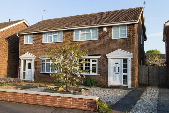 Thumbnail Semi-detached house for sale in Somerset Ave, North Yate, Bristol